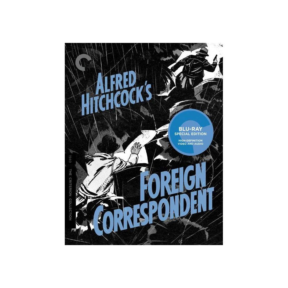 Foreign Correspondent (Blu-ray) Discounts