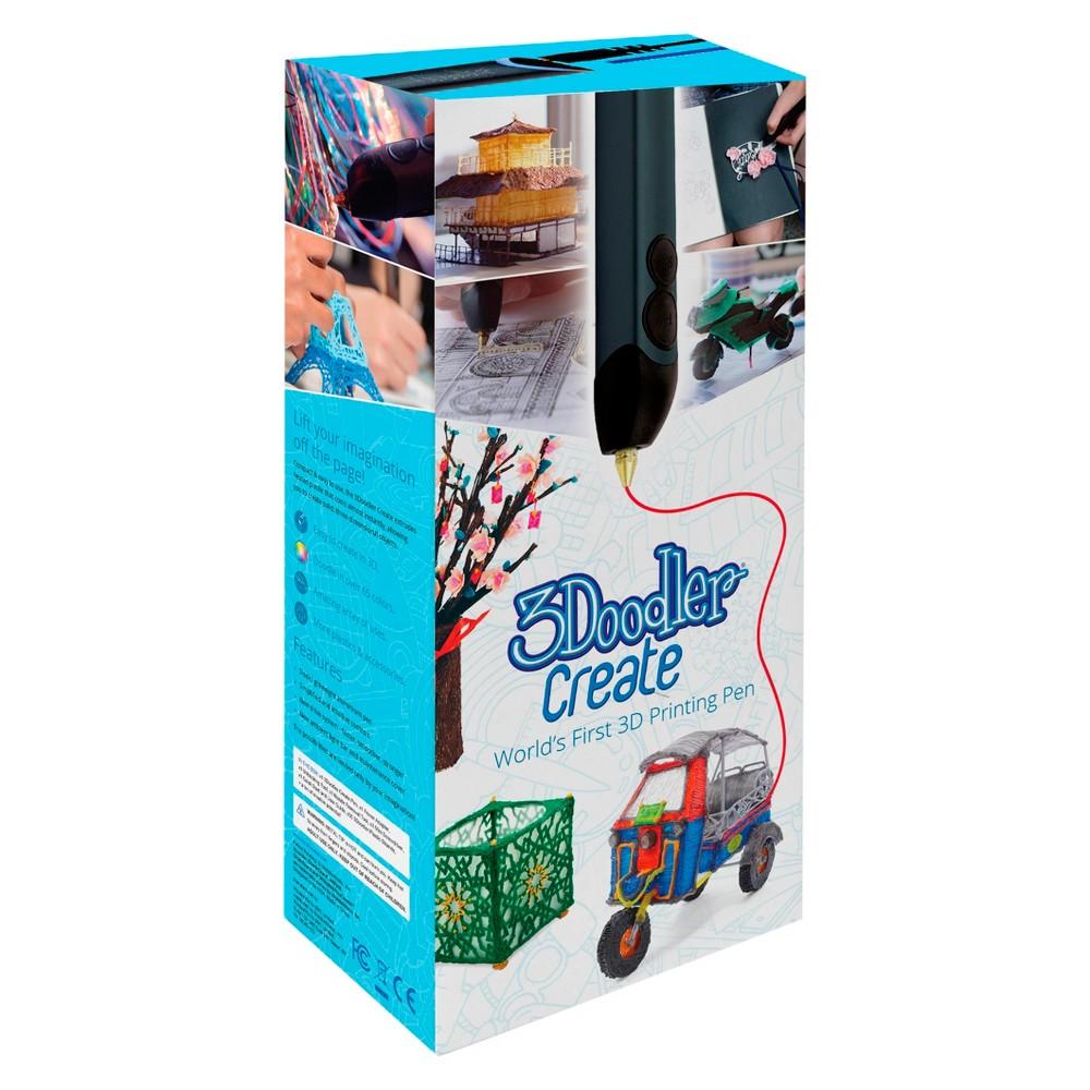Image of 3Doodler Create 3D Printing 1pc Pen Set - Smoky Blue, Smoke Blue
