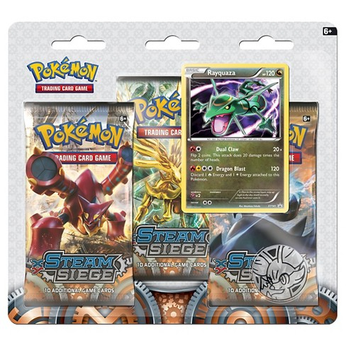 Pokemon XY S11 Blister Rayquaza - 3 Pack - image 1 of 1