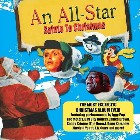 Various All Star Salute To Christmas Cd Target