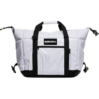 NorChill Soft Sided 34qt Cooler Bag - White