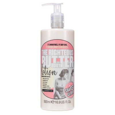 Soap & Glory The Righteous Butter Body Lotion - 16.9 fl oz
