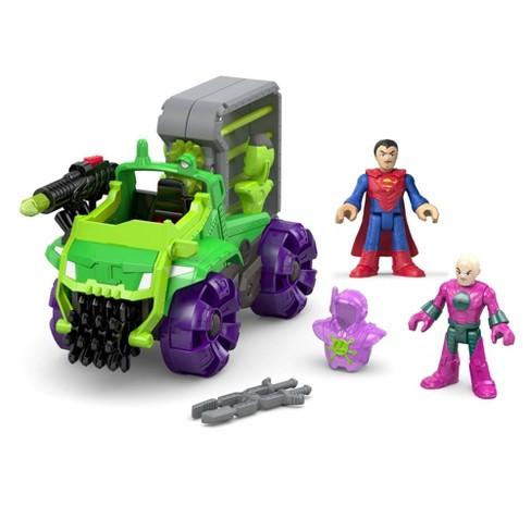 Fisher-Price Imaginext DC Comics Super Friends Lex Corp. Hauler - image 1 of 3