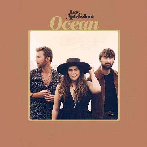 Lady Antebellum - Ocean (CD) - image 1 of 1
