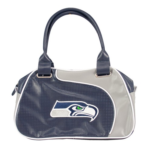 NFL Seattle Seahawks Perf-ect Bowler Purse - image 1 of 1