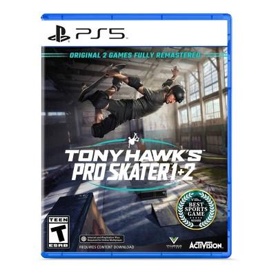 Tony Hawk Pro Skater 1 + 2 - PlayStation 5
