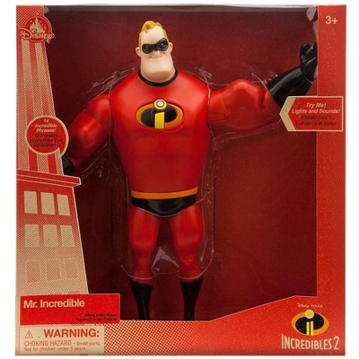 Incredible Action Figure NEW Toys Pixar Movie Disney Pixar The Incredibles Mr