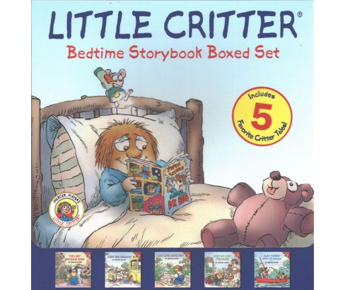 Little Critter Bedtime Storybook Set : The Lost Dinosaur Bone / Just Big Enough / Just One More Pet / - image 1 of 1