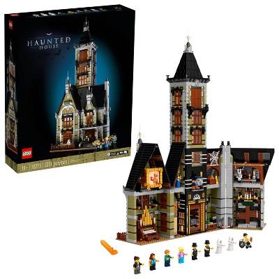 LEGO Haunted House Building Kit 10273