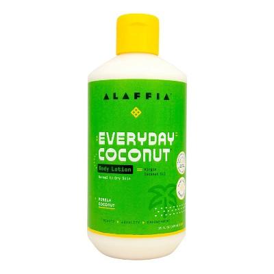 Alaffia EveryDay Coconut Body Lotion - 16 fl oz
