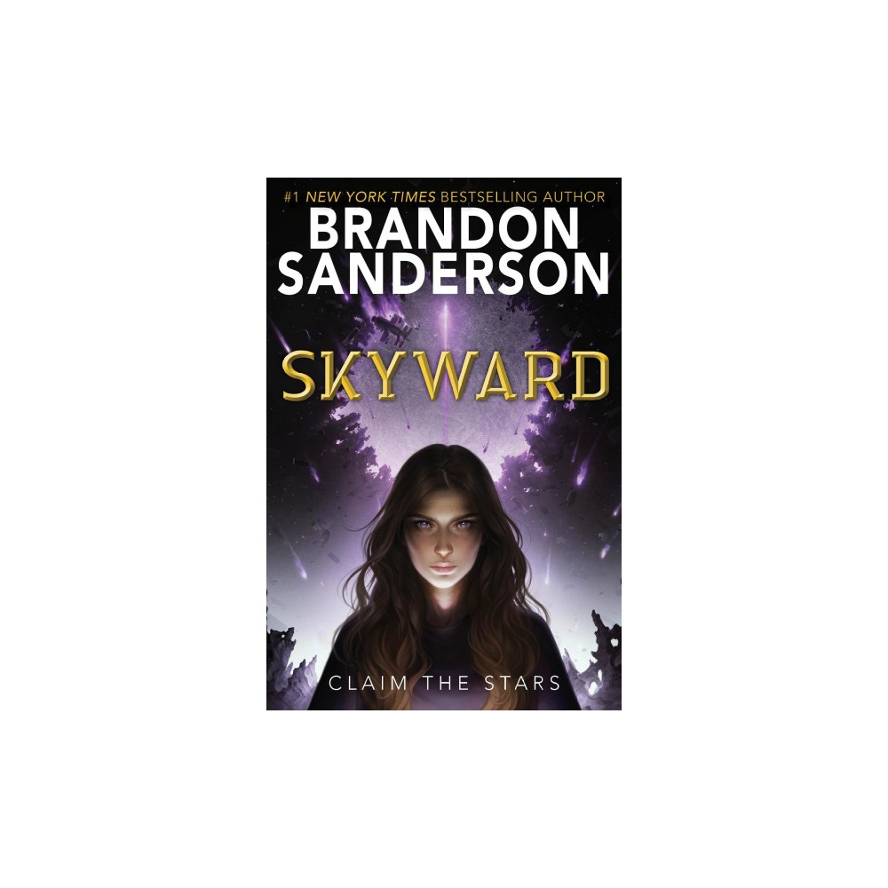 Skyward - (Skyward) by Brandon Sanderson (Hardcover)