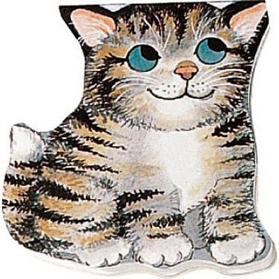 Pocket Kitten - (Pocket Pals (Safari Ltd))(Board_book)