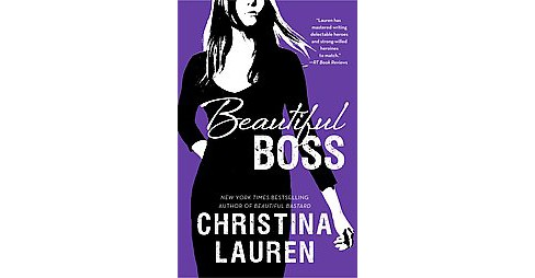 Beautiful Boss (Paperback) by Christina Lauren - image 1 of 1