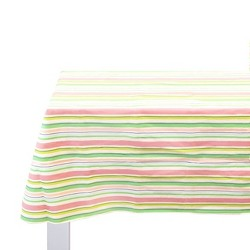 Easter Tablecover Peva Stripes - Spritz™