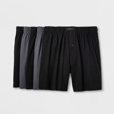 Men's Knit Boxers 5pk - Goodfellow & Co™