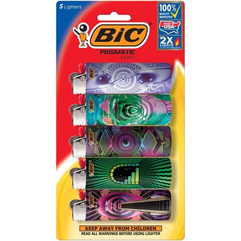 BIC 5ct Special Edition Lighters - image 1 of 4