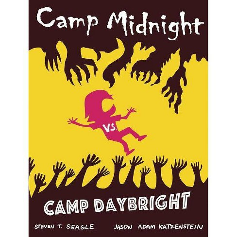 Camp Midnight Volume 2: Camp Midnight vs. Camp Daybright - by  Steven T Seagle (Paperback) - image 1 of 1