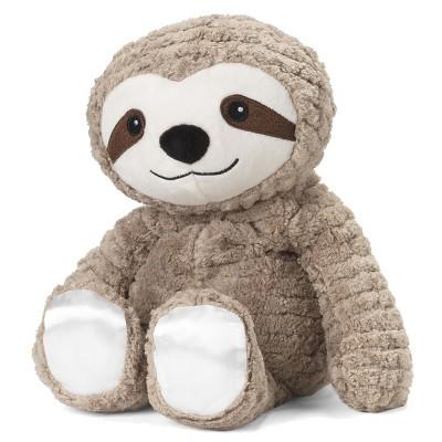 "Intelex Warmies Microwavable Plush 12"" My First Sloth"