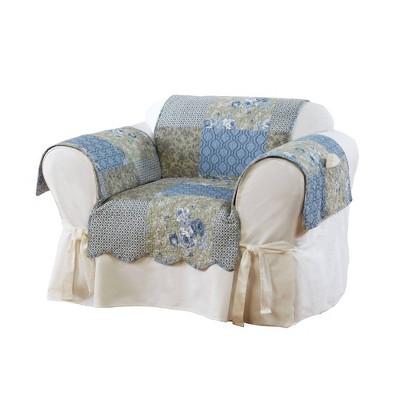 Floral Heirloom Furniture Protector - Sure Fit