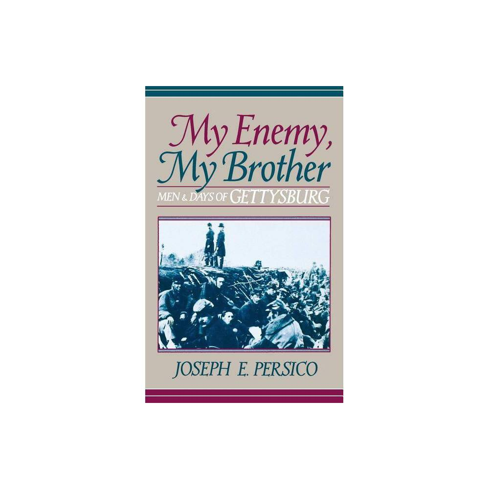 My Enemy My Brother By Joseph Persico Paperback