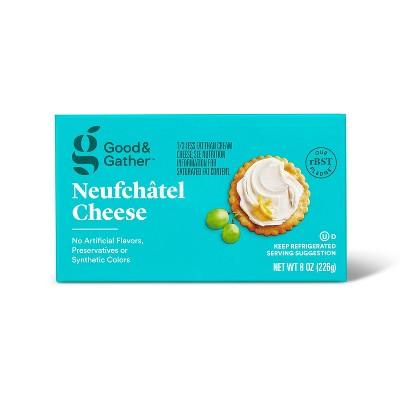 Neufchatel Cheese Bar - 8oz - Good & Gather™