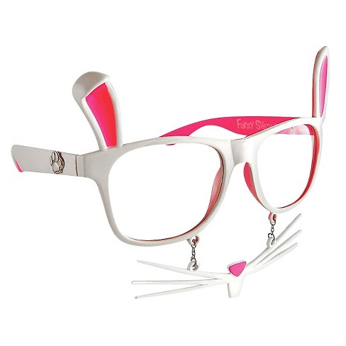 Sunstache Bunny Clear Lenses - One Size Fits Most - image 1 of 1