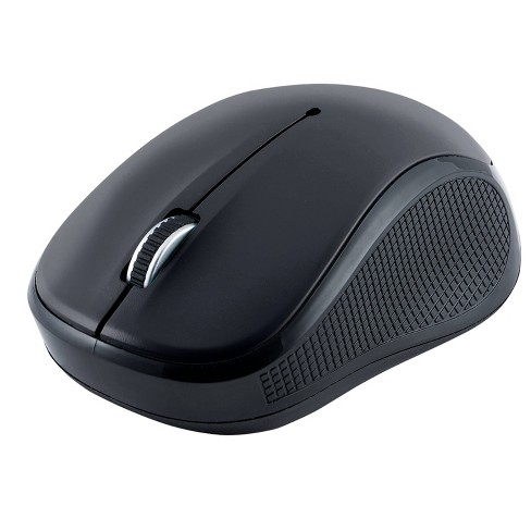 Power Gear Wireless Mouse - Black - image 1 of 4