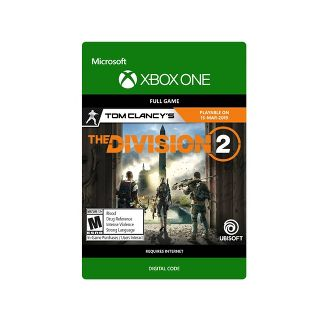 Tom Clancy's: The Division 2 - Xbox One (Digital)