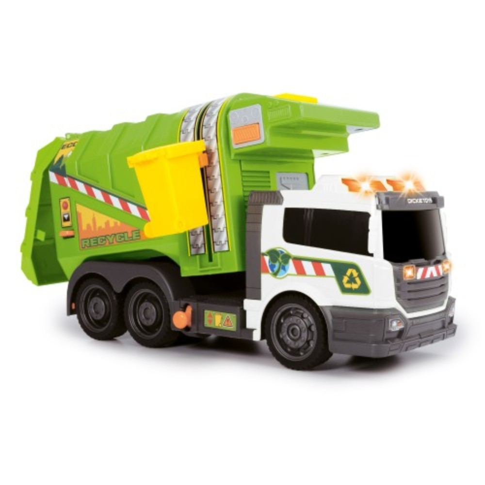 Dickie Toys Garbage Collector Dickie Toys Garbage Collector Gender: Male.