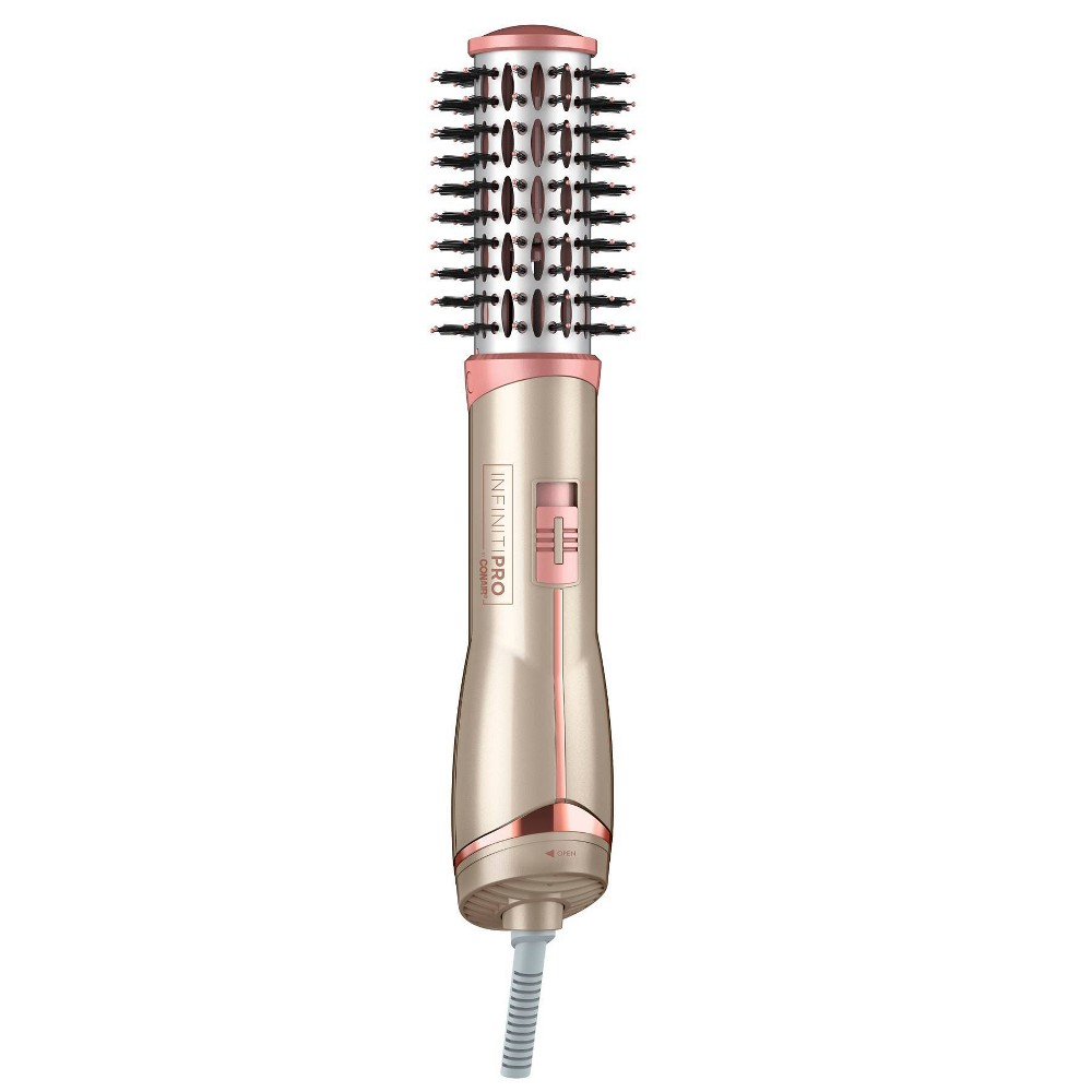 InfinitiPro by Conair Frizz Free Hot Air Brush 1 1 2 34