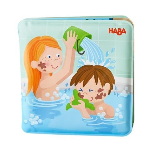 HABA Magic Bath Book - Paul & Pia - image 1 of 4