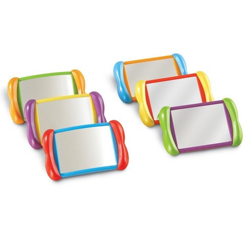 Learning Resources All About Me 2-in-1 Mirrors - image 1 of 4