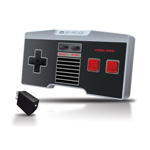 My Arcade Gamepad Classic Wireless Controller for NES Classic Edition - image 1 of 3