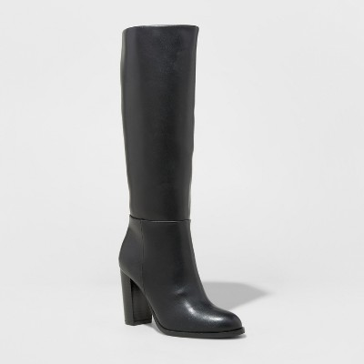 Women's Leena Stovepipe Boots   A New Day™ by A New Day