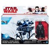 Star Wars Force Link Imperial Probe Droid & Darth Vader Action Figure - image 2 of 4
