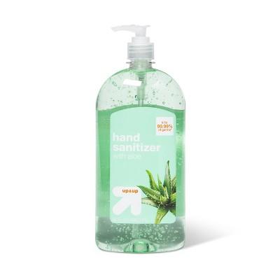 Aloe Hand Sanitizer Gel - 32 fl oz - up & up™