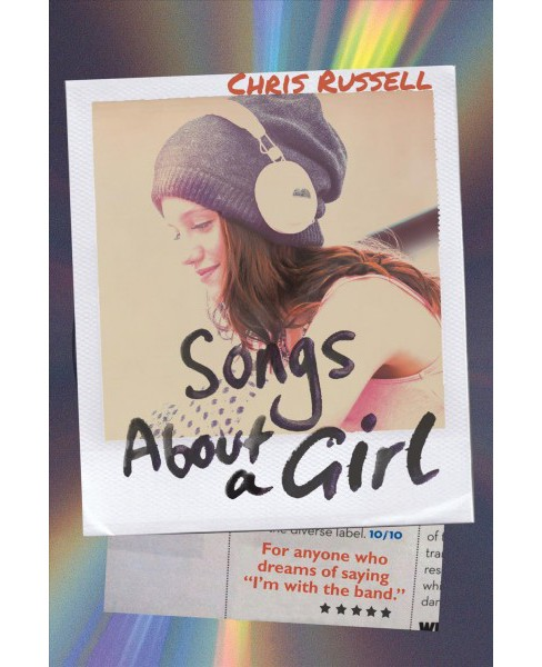 Songs About a Girl -  by Chris Russell (Paperback) - image 1 of 1