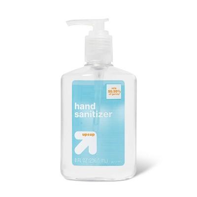 Hand Sanitizer Clear Gel - 8 fl oz - up & up™