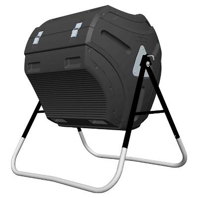 Compost Tumbler 80 Gallon - Black - Lifetime