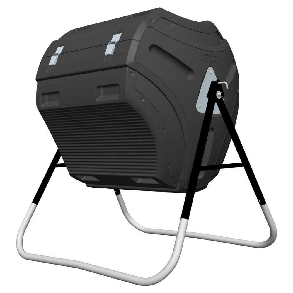 Image of Compost Tumbler 80 Gallon - Black - Lifetime