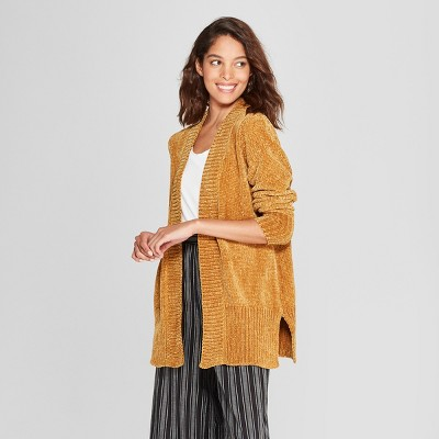 Women's Chenille Open Cardigan Sweater   A New Day™ by A New Day