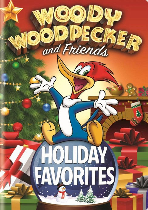 Woody woodpecker and friends holiday (DVD) - image 1 of 1