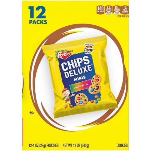 Keebler Chips Deluxe Mini Rainbow Chip Cookies - 12oz/12ct - image 1 of 4
