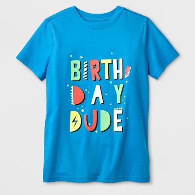 Boys Short Sleeve Graphic T Shirt