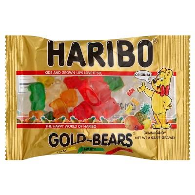 HARIBO Gold-Bears Gummi Candy - 2oz