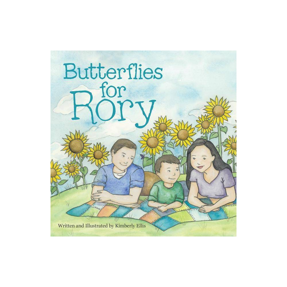 Butterflies For Rory By Kimberly Ellis Paperback