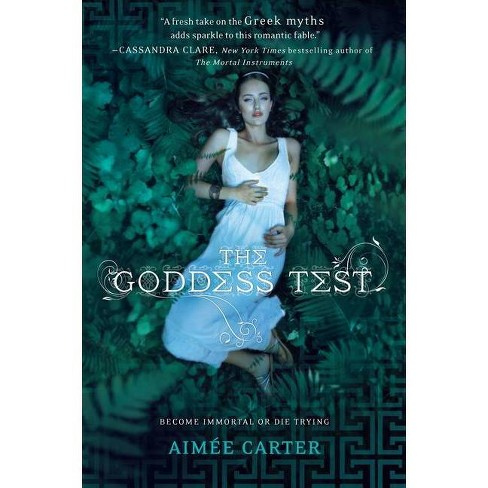 The Goddess Test - (Harlequin Teen) by  Aimee Carter (Paperback) - image 1 of 1