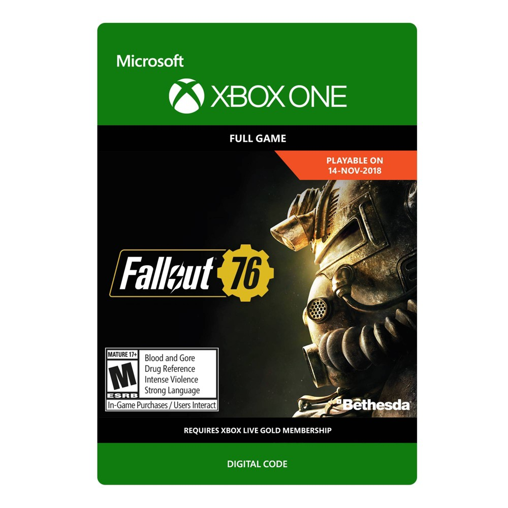 Fallout 76 - Xbox One (Digital)