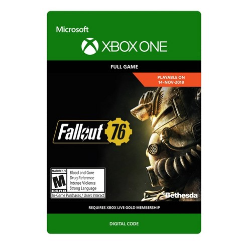 Fallout 76 - Xbox One (Digital) - image 1 of 6