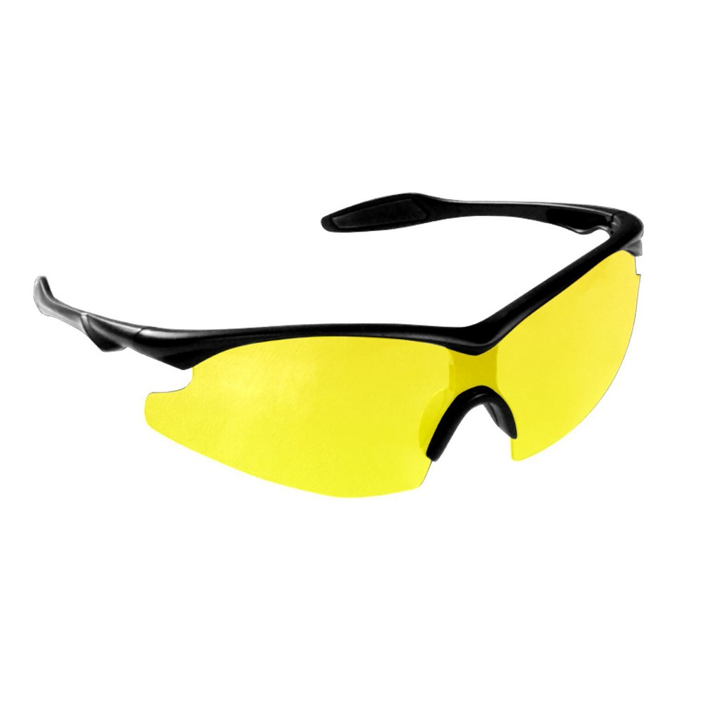 Image of As Seen on TV Night Vision Tac Glasses, Adult Unisex, Black